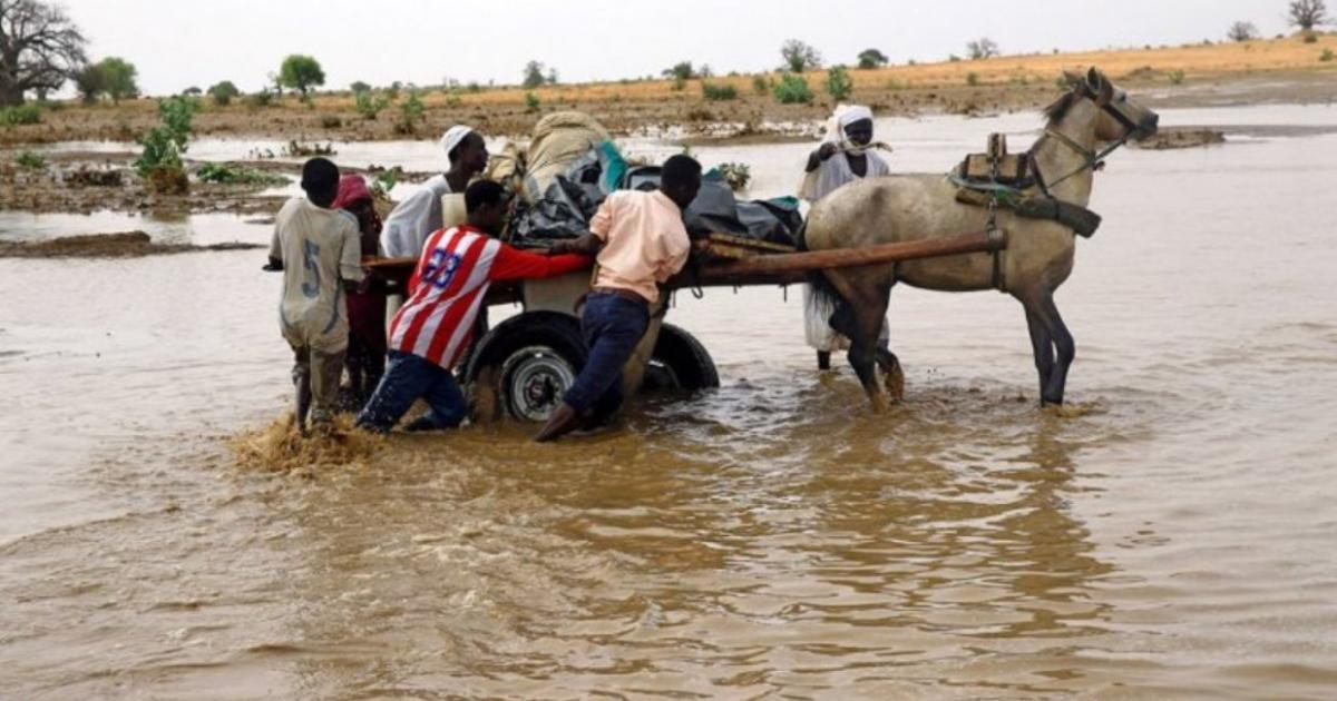 Sudan braced for 'massive floods' as Nile levels hit...