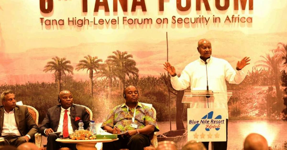 Museveni - Education Not Key to Solving Africa's Problems