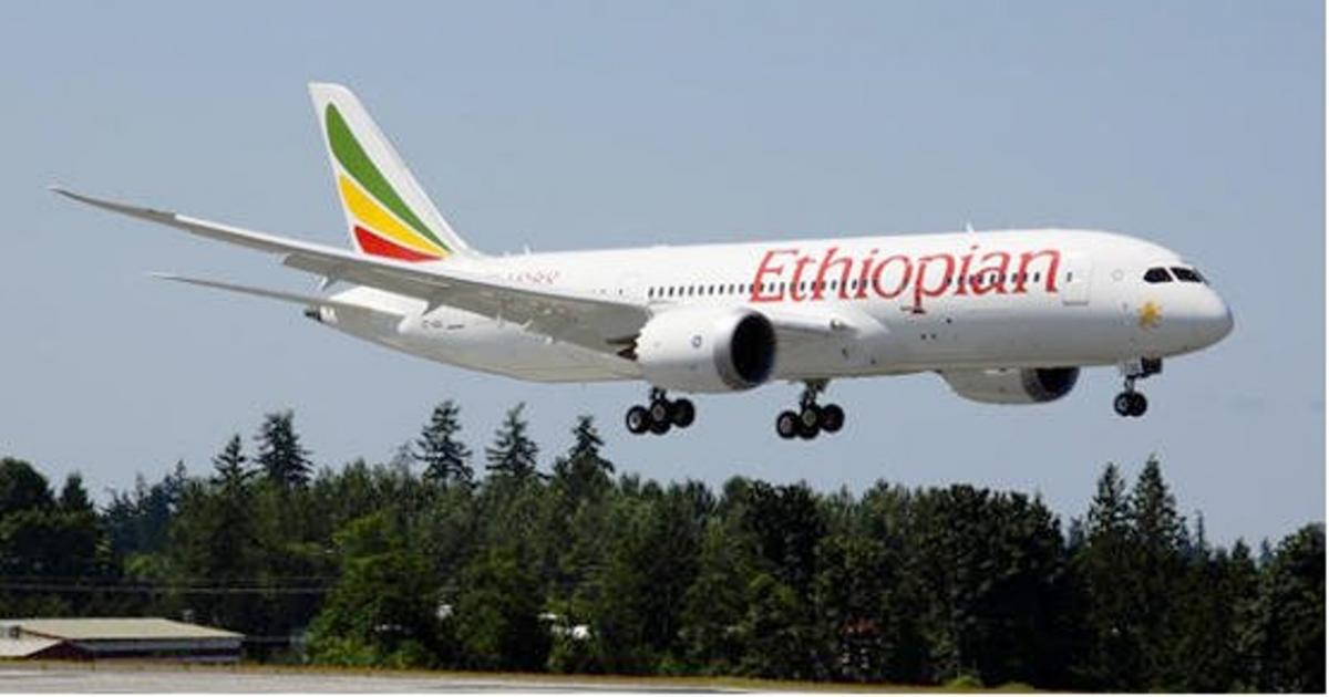 Ethiopian declared Best International Airline at Ghana Aviation Awards