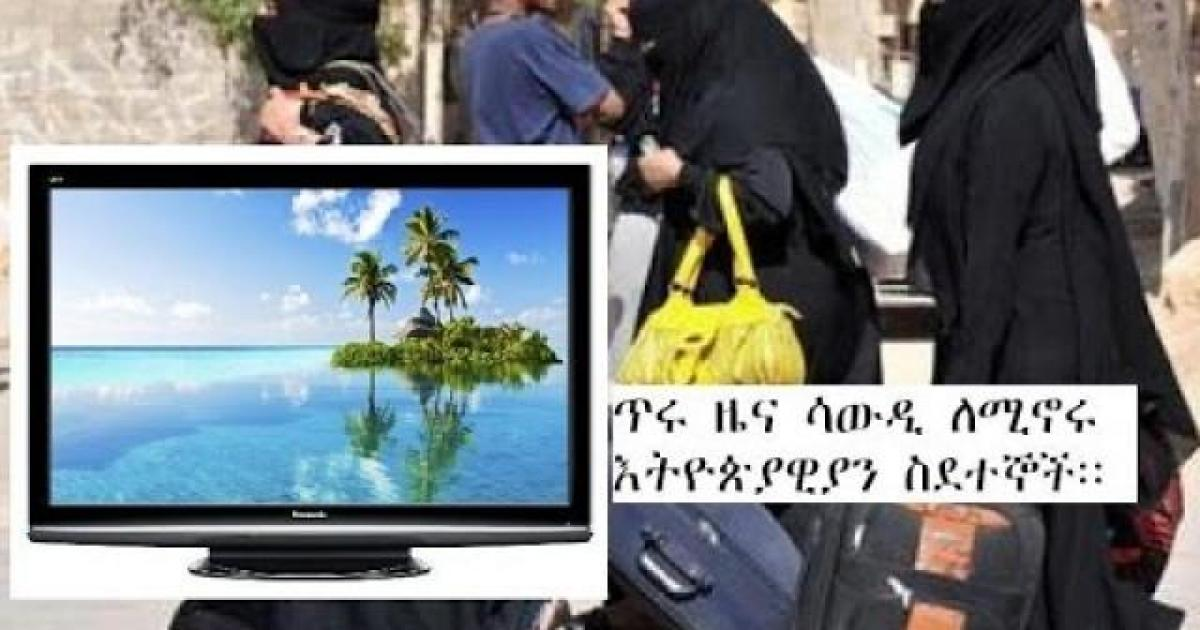 Ethiopia Gives Saudi Returnees Duty Free Rights for Personal Goods