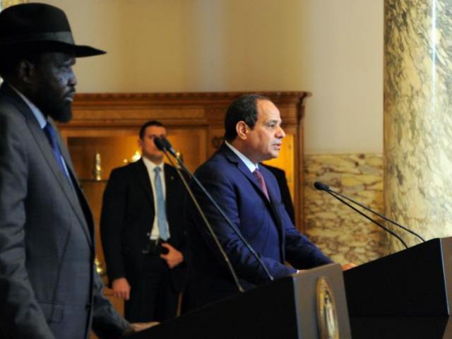 Egypt's Sisi and South Sudan's Kiir strike 'dirty deal'