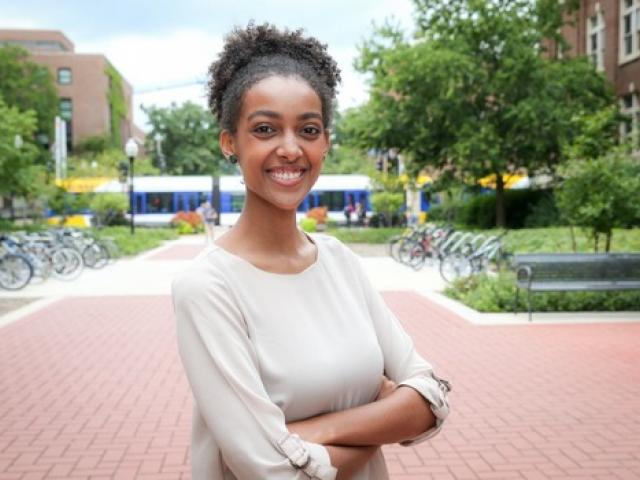 Ethiopian student at University of Minnesota works to make the legal profession more diverse