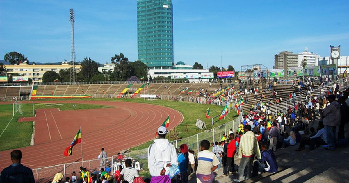 Federation downplays the news of Addis Abeba stadium...