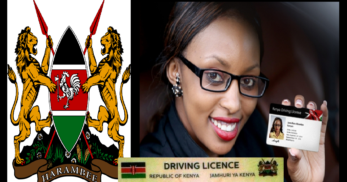 Kenya to Launch Digital Driving Licences