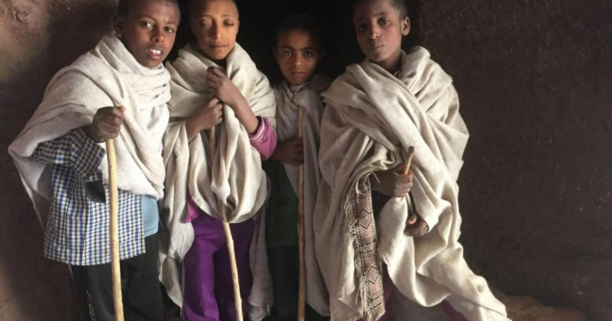 Rock-Hewn Churches Mark Old 'New Jerusalem' in Ethiopia