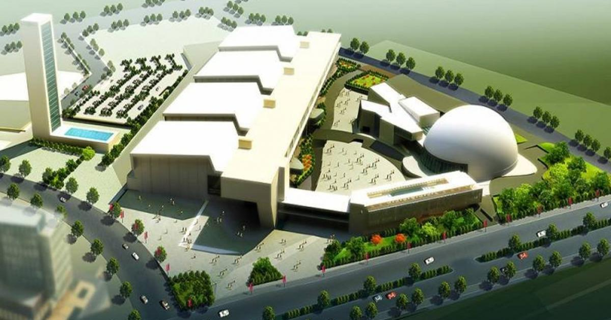 """Chinese contractor bags Ethiopia's long delayed """"world-class conference centre"""""""
