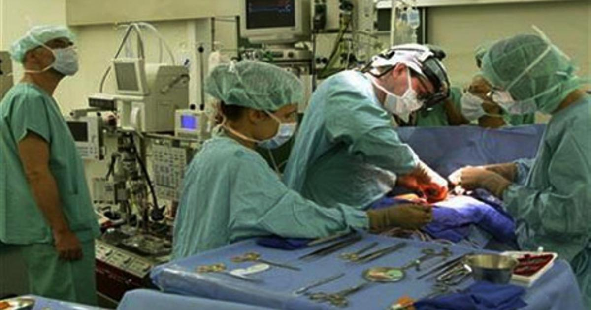 Doctors, nurses in Egypt among those arrested over human organ trade