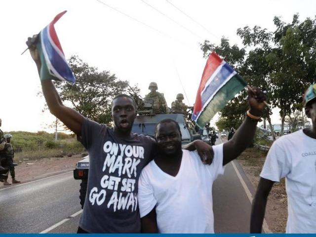 The Gambia: Ex-ruler Yahya Jammeh 'plundered coffers