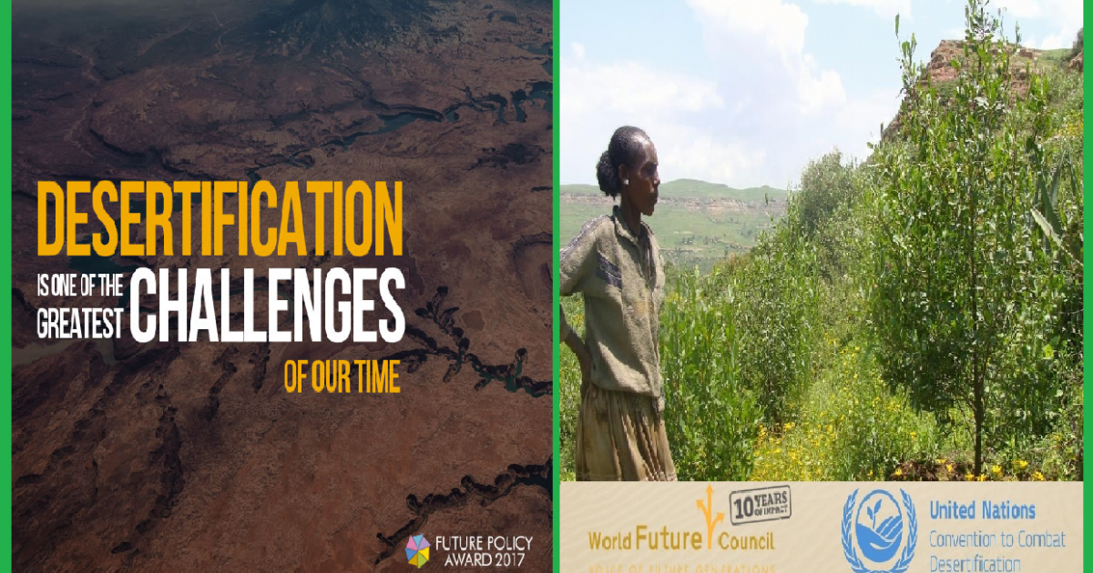 Future Policy Award 2017: Conservation-Based Agricultural Development-Led Industrialization Winners of GOLD Ethiopia, Tigray Region
