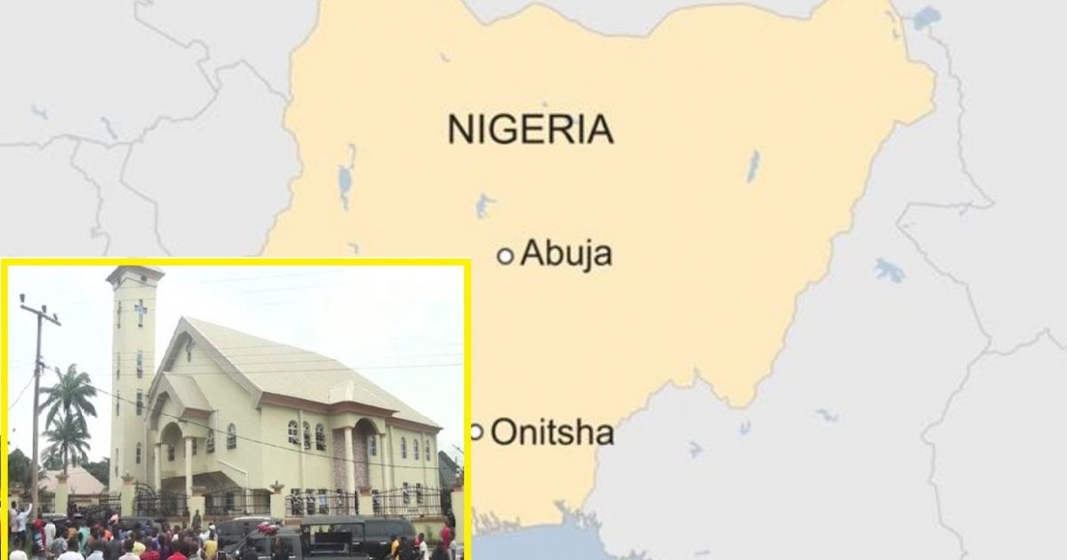 Eleven dead in Nigeria church gun attack