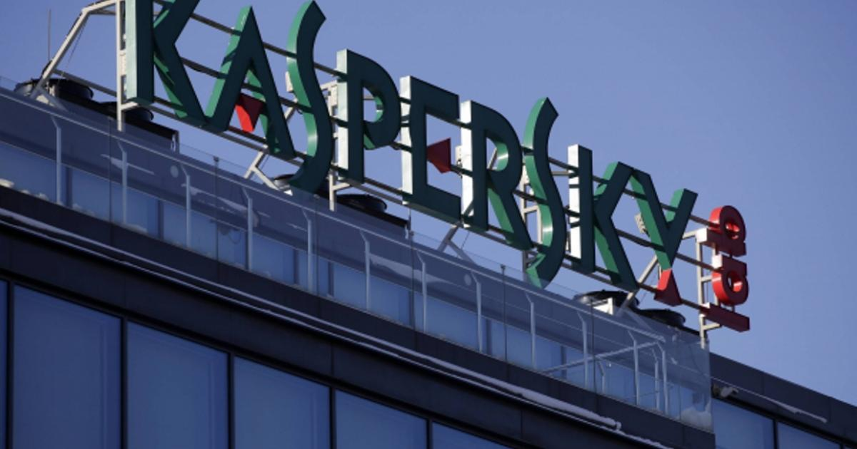 Kaspersky software 'used by Russian state hackers to...