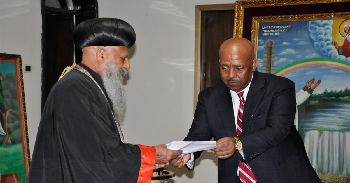 Abune Zacharias pays settlement