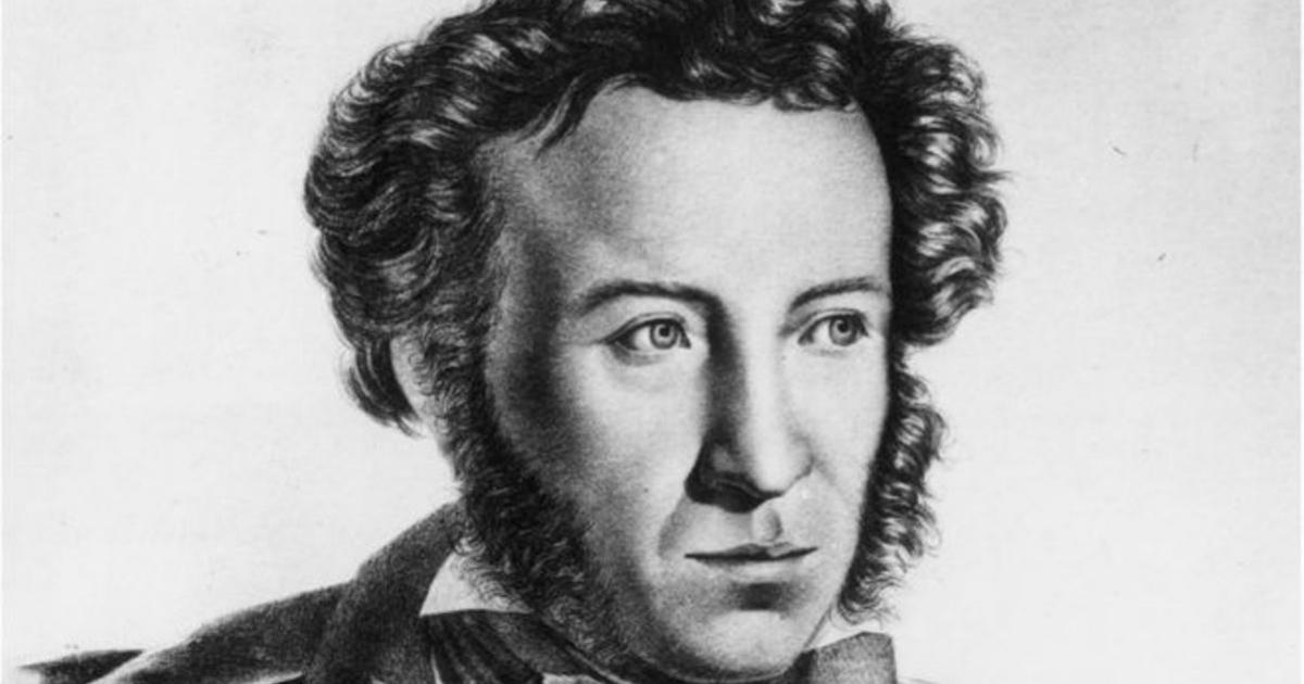 Why a 19th Century Russian Poet is Going Viral on Facebook