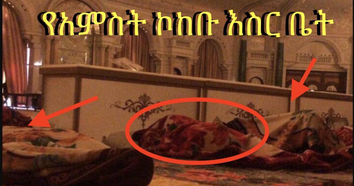 Saudi princes' five star prison Picture Leaked!