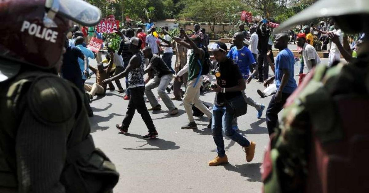Kenya police killed 35 in August poll violence: rights group