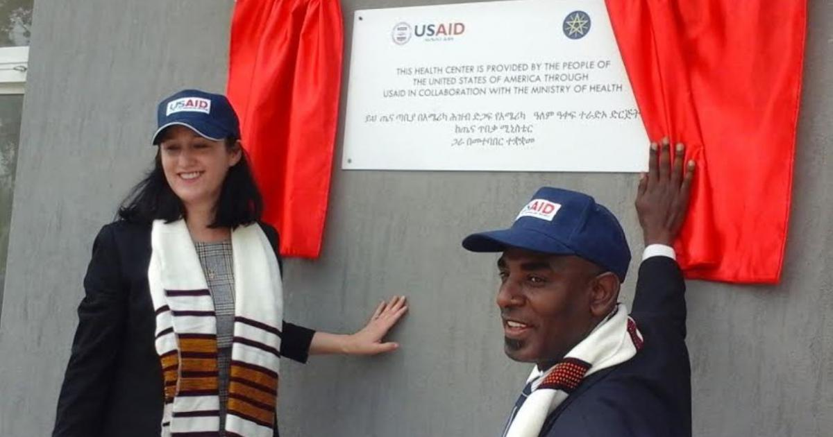 USAID Opens Health Center in Southern Nations, Natio...