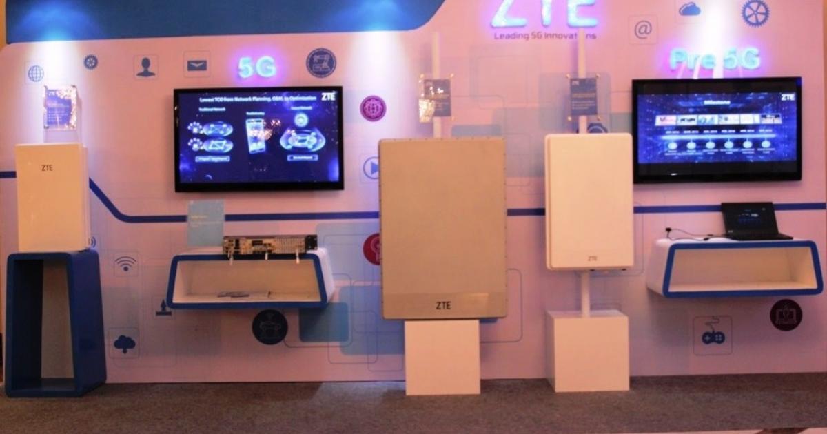 ZTE, Ethio Telecom Ink Agreement to establish Innovation Center