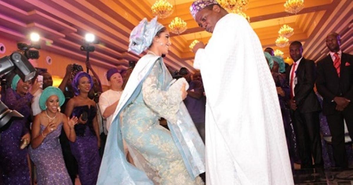 Nigerian Billionaire Shuts Down U.K. With £5 Million Wedding of Son