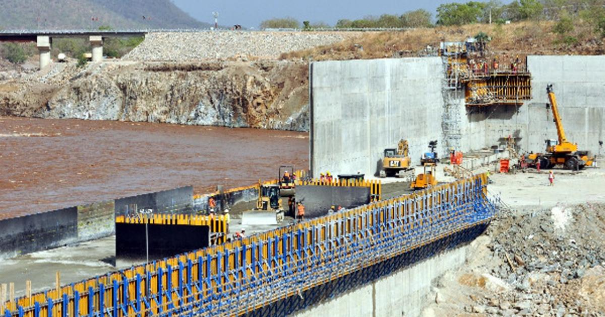 Tripartite committee discusses impact studies of Ethiopian dam