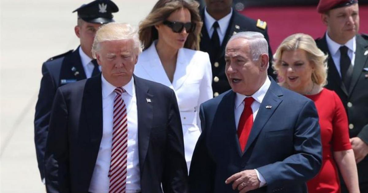 Trump in Jerusalem to explore Palestinian-Israeli talks