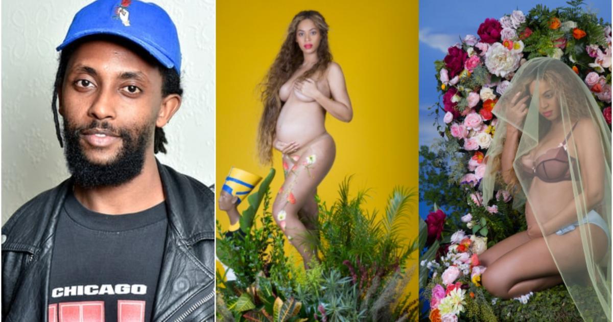 Meet the artist behind Beyonce's pregnancy photo - BBC