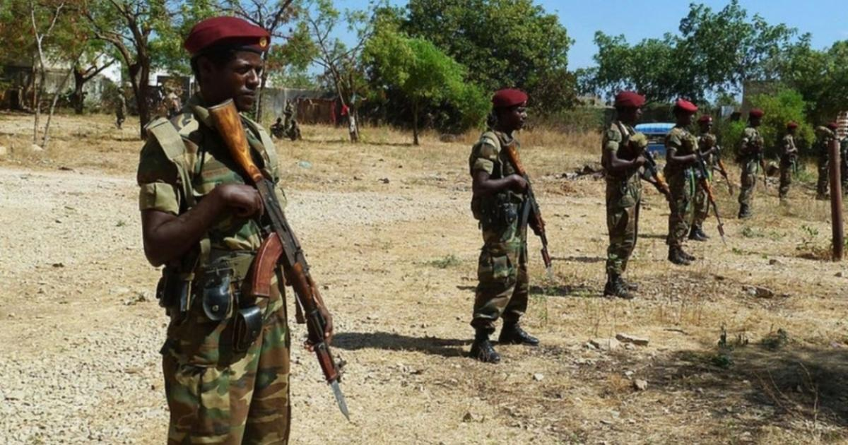 Ethiopian Troops Enter Somalia, Back Offensive Against Al-Shabab
