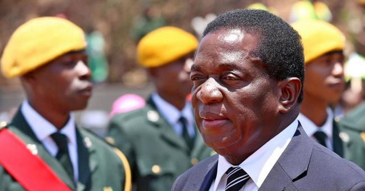 Ousted Zimbabwe vice president flees into exile, claiming assassination attempts against him