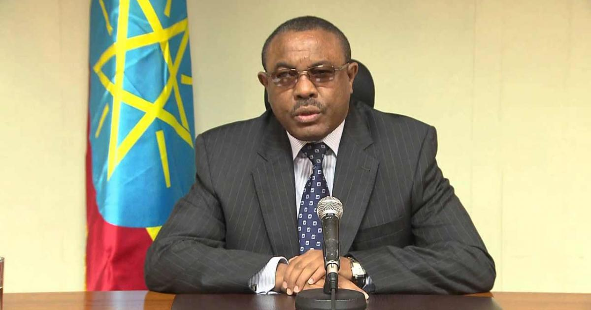 """PM Hailemariam blames gov't's """"rent seekers"""" for Oromia-Somali border conflicts"""