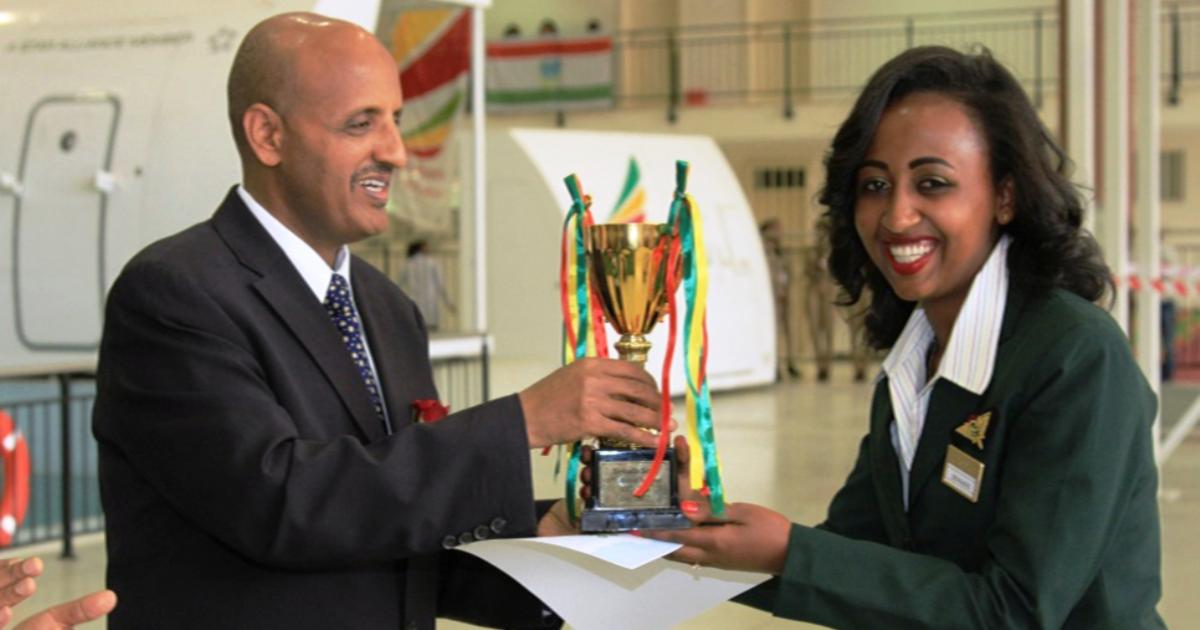 Ethiopian Airlines Aviation Academy graduates 184 av...