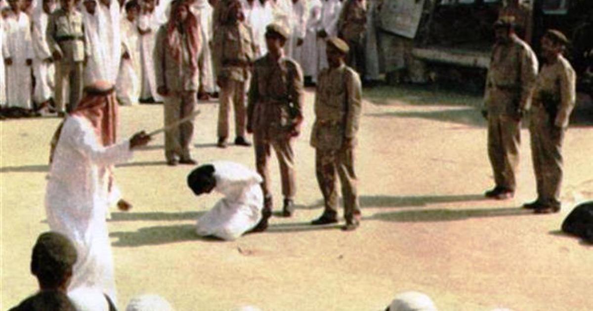 Saudi executes three Pakistani nationals, brings 2017 beheading toll to 26