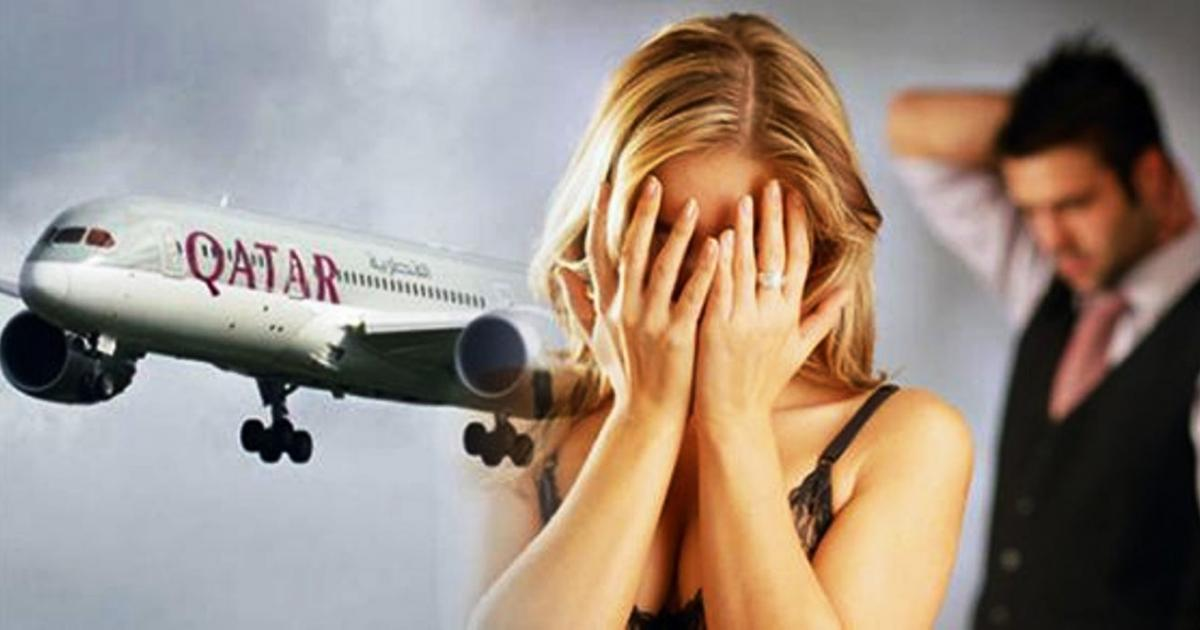 Qatar Airways flight diverted after wife discovers husband cheating