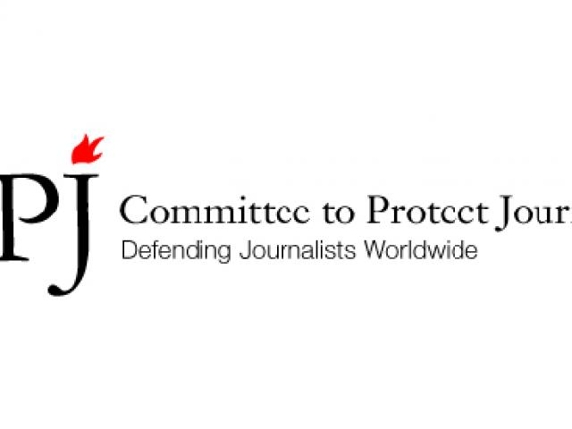 CPJ: a record number of journalists are in jail in 2016