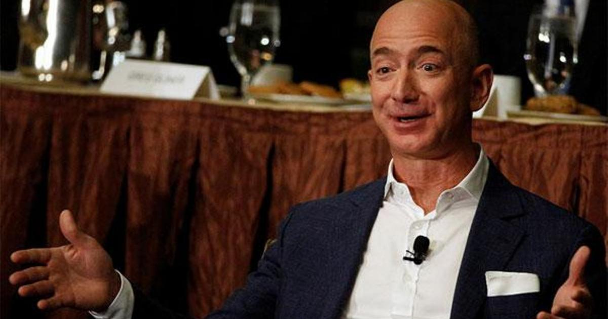 Amazon founder overtakes Bill Gates to become world'...