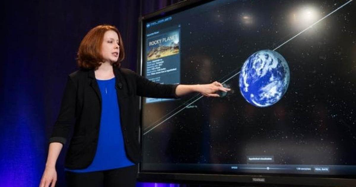 NASA astronomers discover new solar system called Tr...