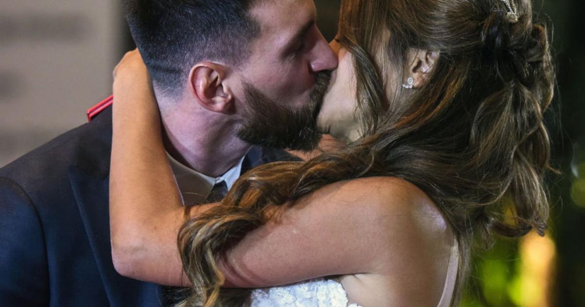 Argentina Hosts Lionel Messi's 'Wedding of the Century.'