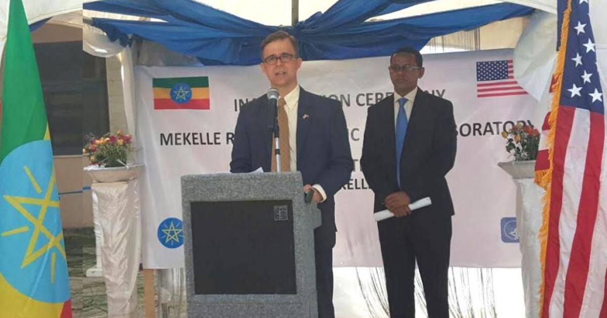 U.S. Government Inaugurates New Regional Public Health Laboratory in Mekelle