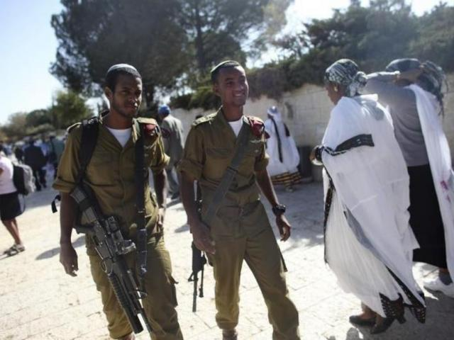 STATE INCREASES TIME FRAME OF BENEFITS FOR ETHIOPIAN IMMIGRANT SOLDIERS