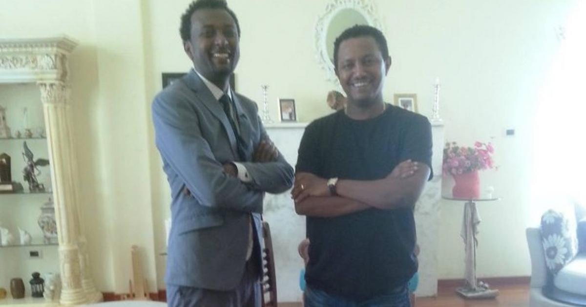 Journalist Biruk refutes rumor about Teddy Afro's reward