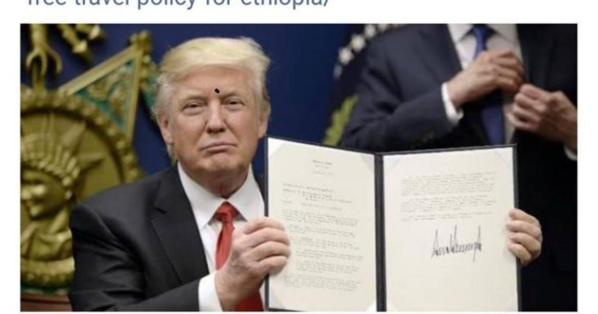 "U.S Embassy downplays ""free visa"" flight gossip"
