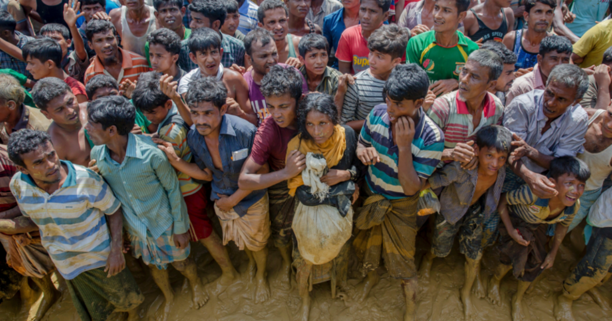 US says it's troubled by Rohingya crisis, Myanmar re...