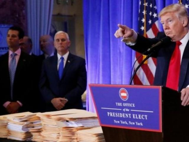 Donald Trump promises report on election hacking