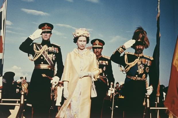 Today in History: Ethiopia welcomes the Queen