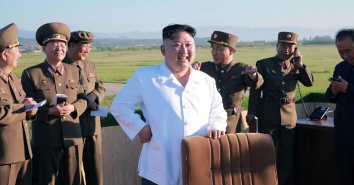 North Korea stages third missile test in 3 weeks