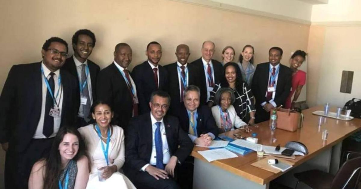 News Analysis-- Political vibes after Dr. Tedros's victory