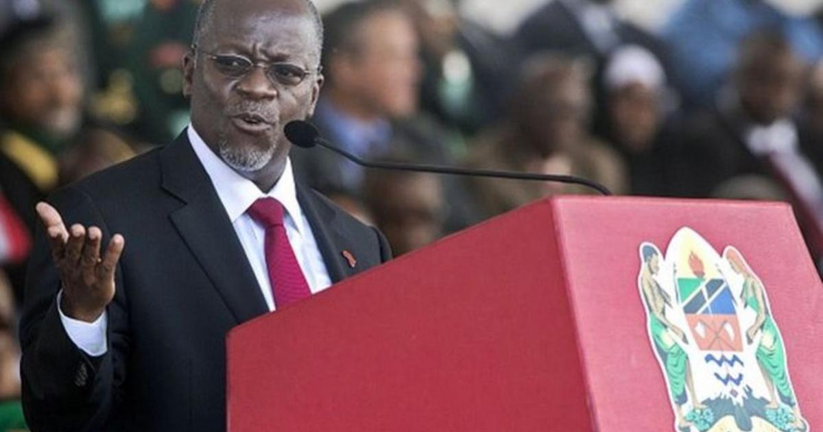 John Magufuli's Pregnant Schoolgirl Ban Angers Tanza...