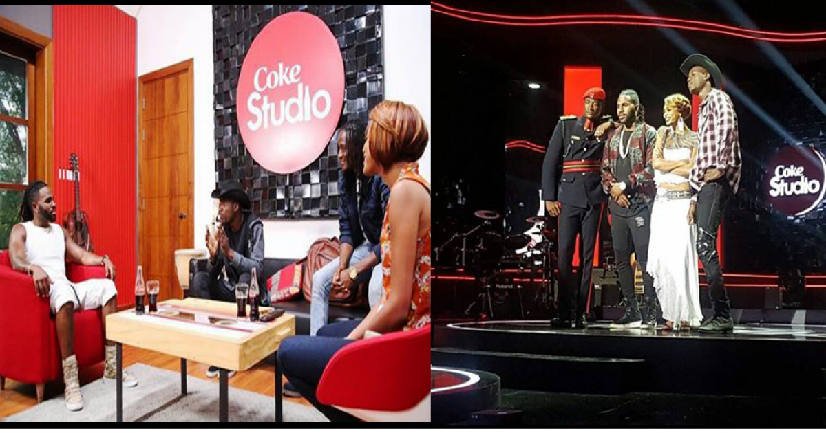 Ethiopian sensation Betty G collaborates with global R&B superstar Jason Derulo at Coke studio Africa 2017