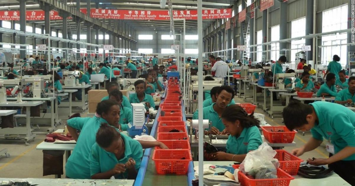 Ethiopia, China plans new industrial city near the c...