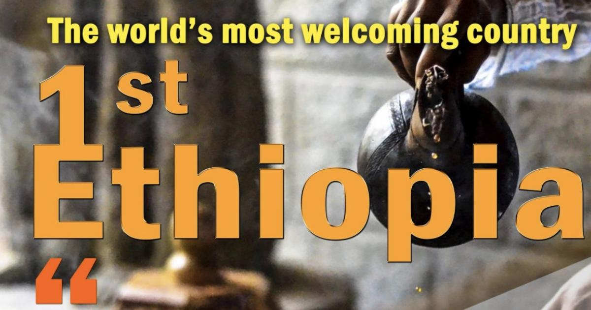 Ethiopia Voted the World's Most Welcoming Country
