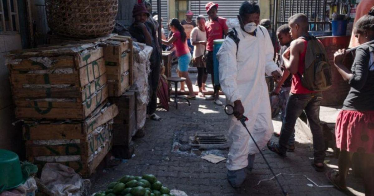 Nine Countries On High Alert As Africa Prepares For Deadly Plague