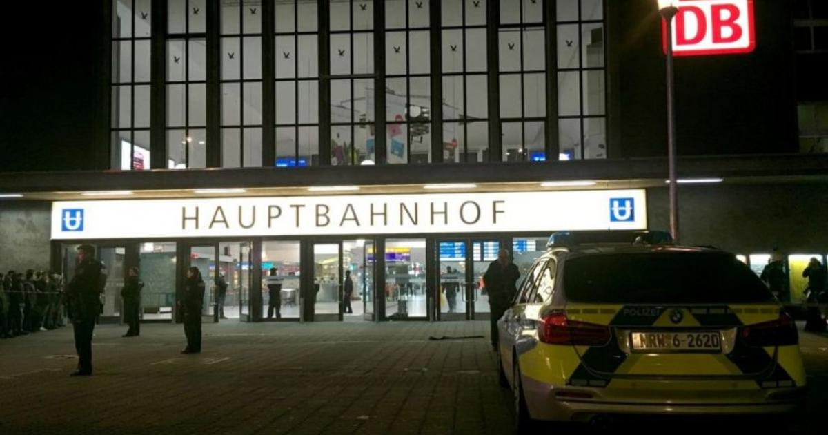 Germany ax attack at train station leaves seven injured, suspect arrested